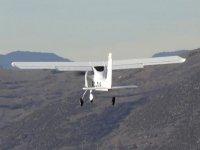 Volar en ultraligero en la Cerdanya