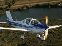 标志超轻型飞行学校