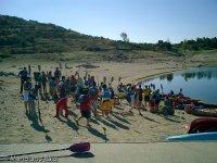 组大型团体皮划艇皮划艇LOGO MERIDIAN