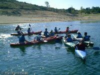 Groups of canoeing