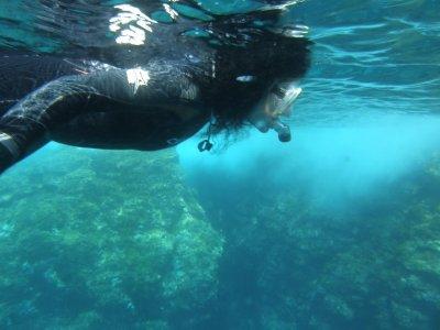 Posidonia turismo Buceo