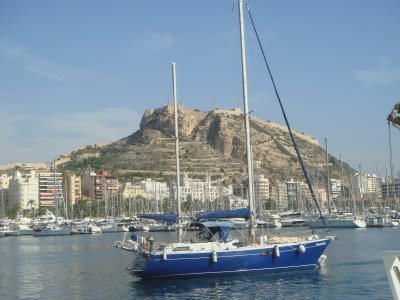 Water Charter Through Alicante