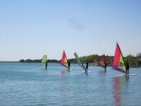 Iniciacion al windsurf