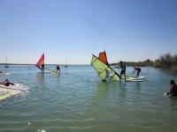 Windsurf en Huesca