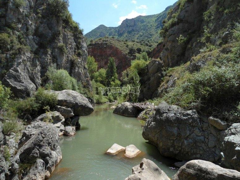 Barranco de Leza