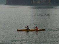 安静的独木舟路线
