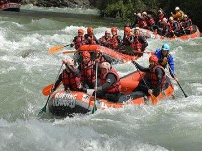 Assua Viatges Rafting