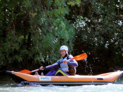 CanoRafting Alto Ebro XL 14 km - 4 horas