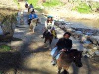 Caminito en pony