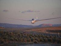 Landing in Ontur