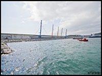 Trabajos subacuáticos en Lugo