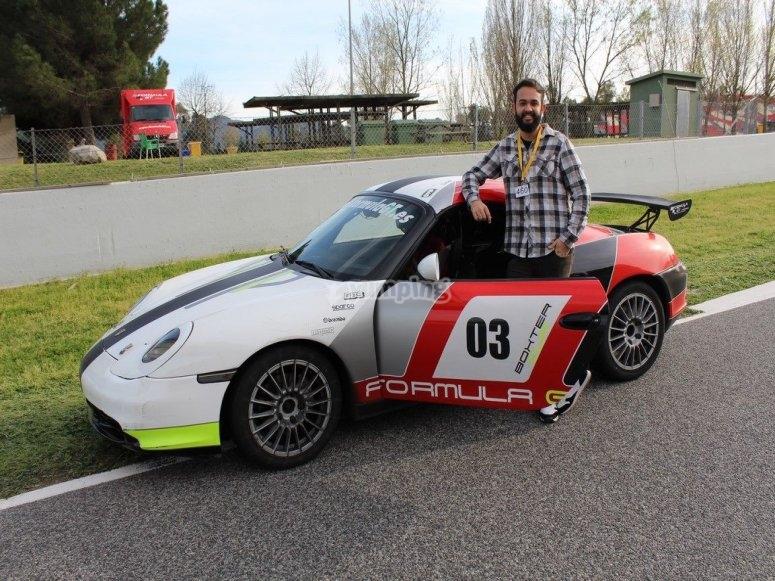 Guidare la Porsche