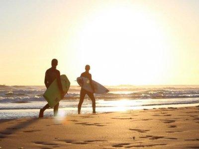 Surf Course in Playa Berria - Weekend
