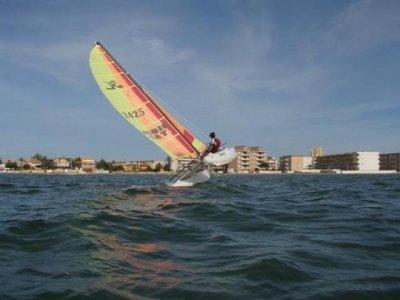 Posidonia turismo Windsurf