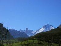 The Urriellu peak