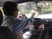 Conducción del 4x4