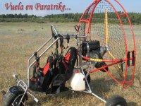 Vuela en Paratrike