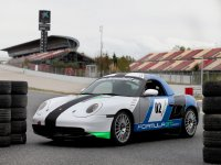 Pilota una Porsche Boxster