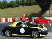 Pilot a Porsche Boxster