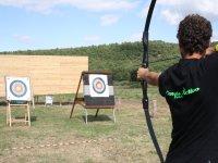 Archery in Moncalvillo