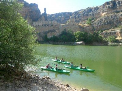 Ruta de Piragüismo en PN Hoces del Río Duratón