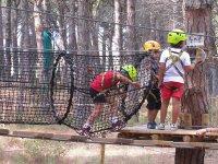 Circuito de árboles Costa Brava nivel alto adultos
