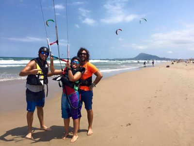 Kitesurf Course Deveses, Denia 9h