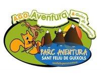 Sant Feliu Parc Aventura Barranquismo