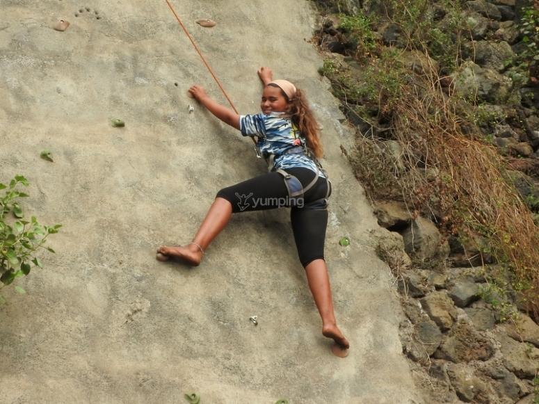 Aprendiendo a escalar