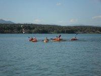 Canoe baptism