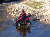 Discover Asturias on quad