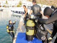 iniciacion al submarinismo