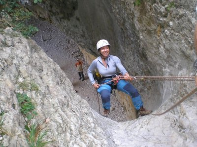 level I-II Canyoning, Sierra de Guara.