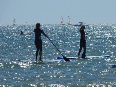 Las Arenas Escuela de Surf Paddle Surf