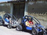 Buggies en Salamanca