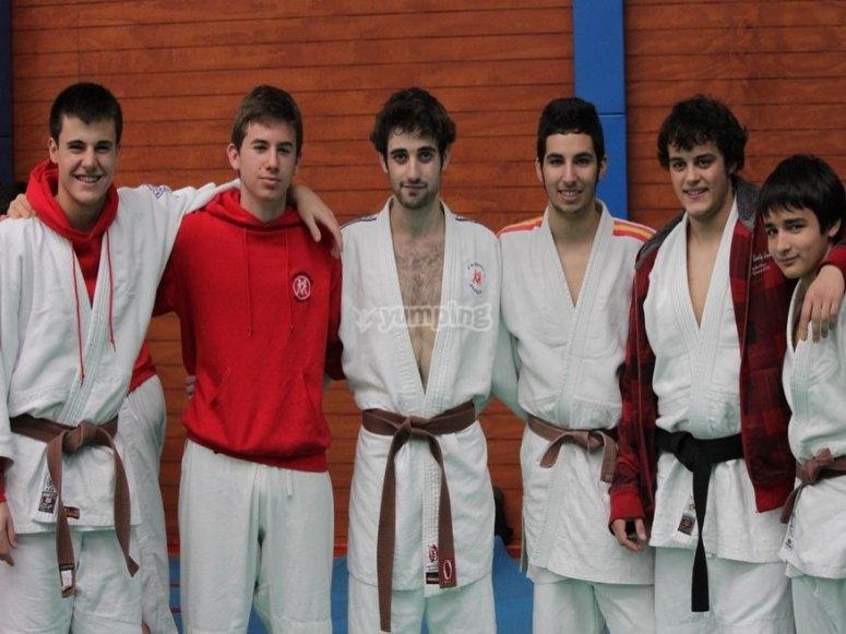 Judo alumni