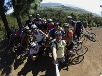grupo mountain bike