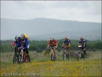 享受自行车之旅