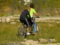 自行车串联