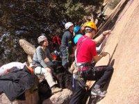 Cursos de escalada en Gredos