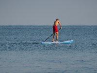 paddle surf en verano