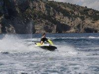 Jet ski Costa Brava