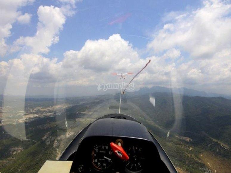 vista desde el aire