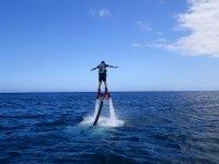 获得获得几个Flyboard上升上述平衡