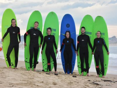 Surf Camp + Surf Lessons, 1 Week in Somo