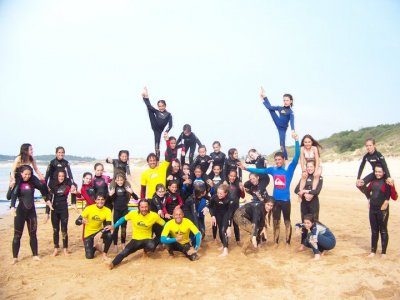 Surf Camp intensivo en Somo 5 días
