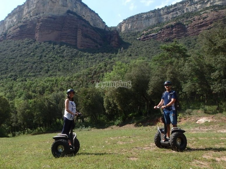 """Segway Off Road por Vall de Sau i les Guilleries"""