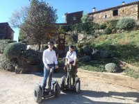 Segway Off Road Les Sies of Sotacingles