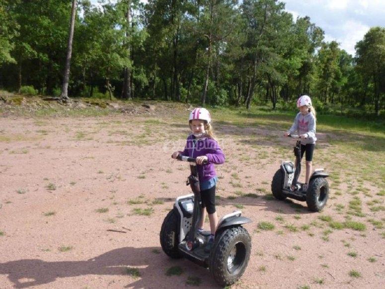 越野旅游赛格威电动踏板车SUV