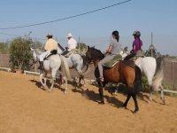Salidas en grupo hasta la playa Cádiz